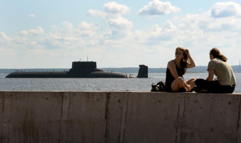 Russia sends cruise missile-carrying submarines to Syria coast