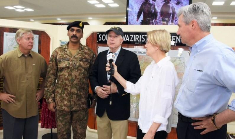 Who is Behind Afghanistan's Blame Game against Pakistan?