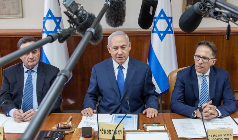 Israelis rally against corruption-tainted Netanyahu