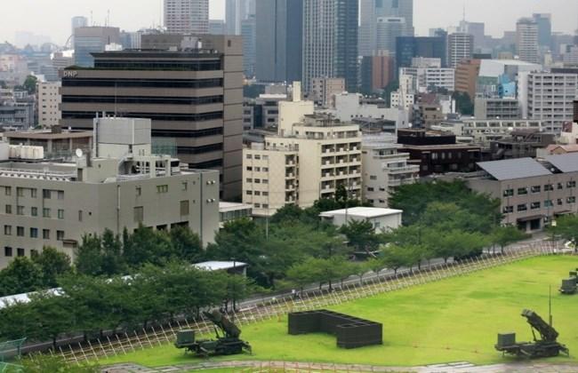 Japan deploys missile defense over N. Korea threat