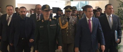 Turkey to boost military cooperation with Iran after Major General Baqeri's visit