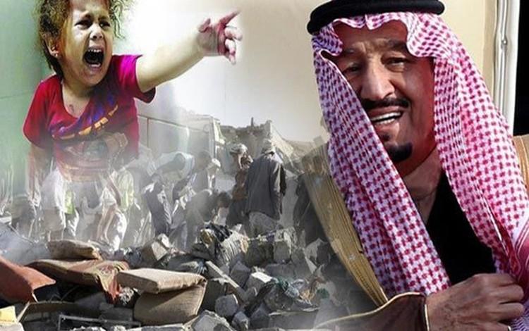 Al-Saud guilty of cholera, meningitis death in Yemen