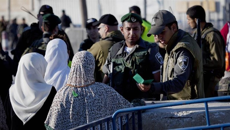 Israel's slow motion ethnic cleansing