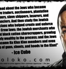 The Secret Jewish Roots of Black Oppression & White Supremacy