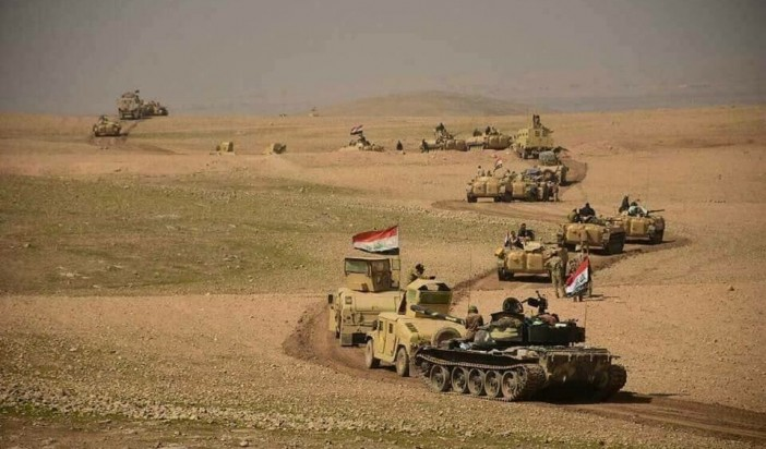 Operations to free Iraq's Tal Afar officially begin