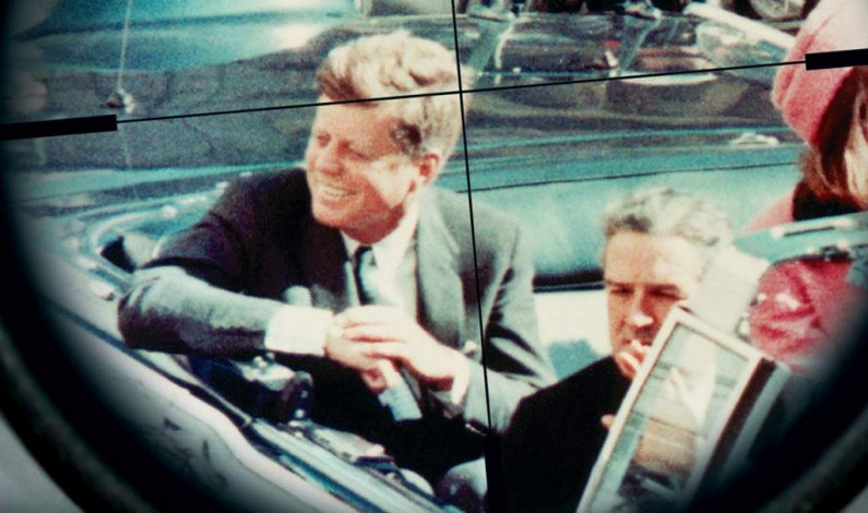 The Israeli Mossad, George Ratterman, and John F. Kennedy