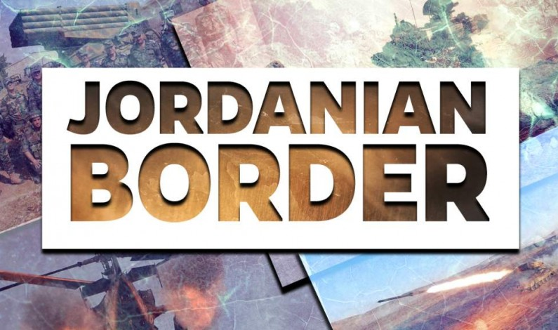 Syrian War Report – August 11, 2017: Government Forces Liberate 1,300km2 Near Jordanian Border