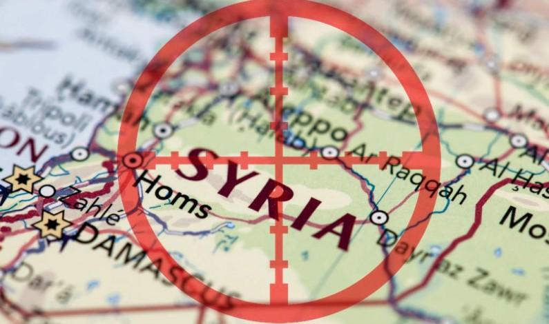 Syria faces new threat