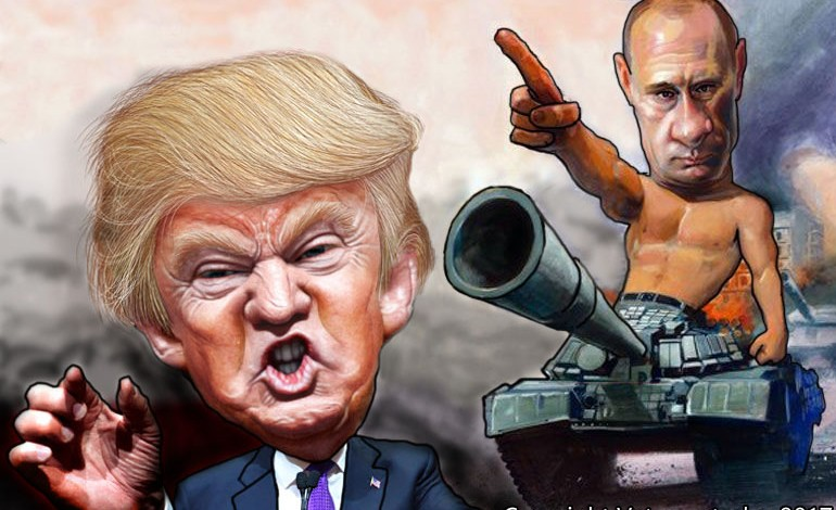 'US Orwellian 'Russia threat' used to increase military spending'