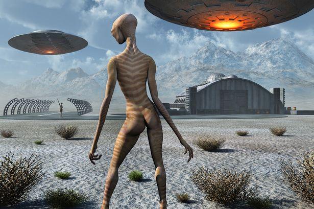 Is America Being Taken Down By Alien EMF Technology?