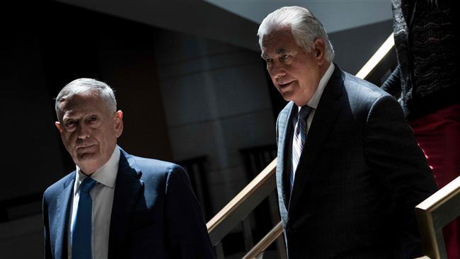 Mattis, Tillerson make US stance on North Korea more confusing