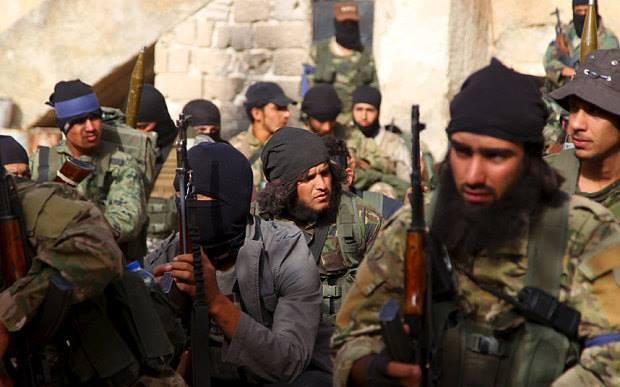 Republic of Serbia Arming Daesh