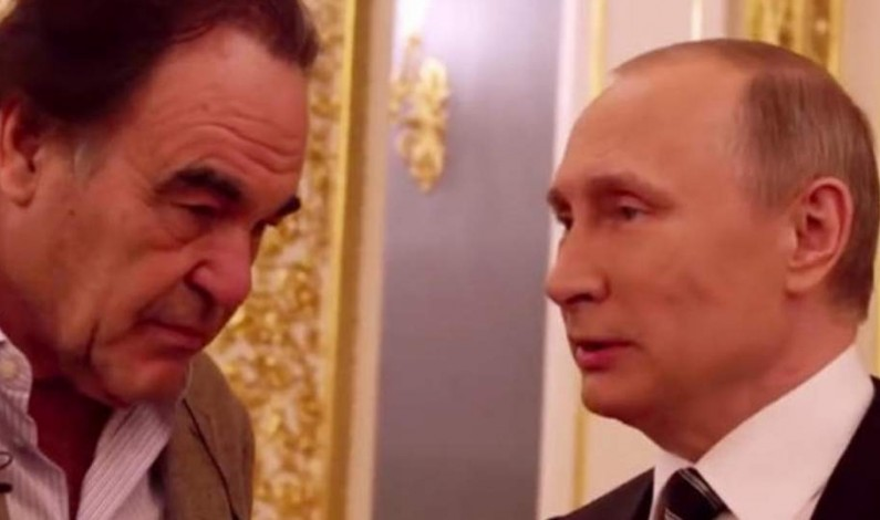 "Oliver Stone: Intelligence agencies ""are deliberately misleading us to continue their false-flag war against Russia"""