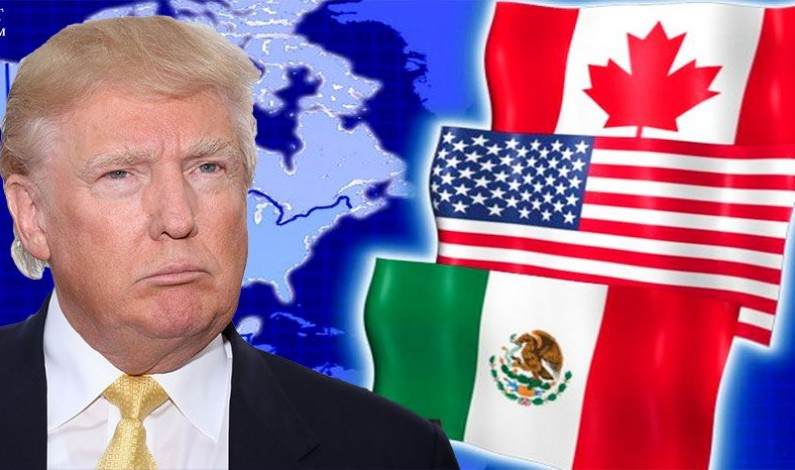 "Mexico tells ""twitter"" Trump it will not renegotiate NAFTA via social media"
