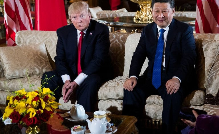 President Tweet goes nuts on China trade – No one is surprised