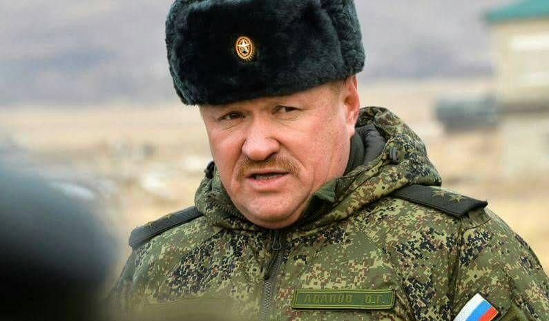 Signals Intel treachery targeted Russian general killed in Deir-Ezzor
