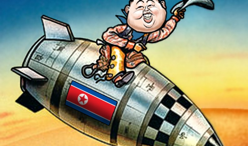 Doctor Strangelove Returns or How I learned to live with the North Korean bomb
