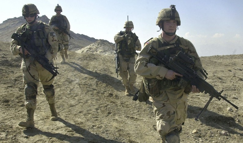 Afghans Fear US Army, NATO Operations More Than the Taliban