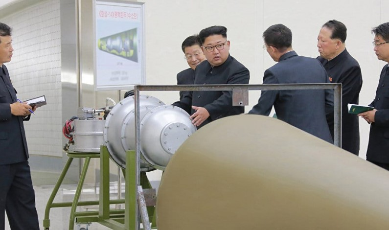 US, South Korea Consider 'Effective Military Reponses' to DPRK's Nuclear Test