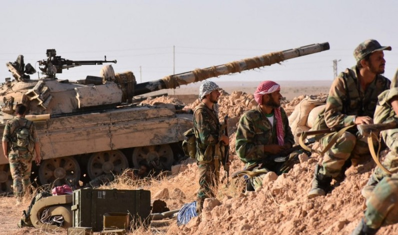 After Deir ez-Zor Victory, Syrian Army Faces Challenge of 'Working With Iraqis'