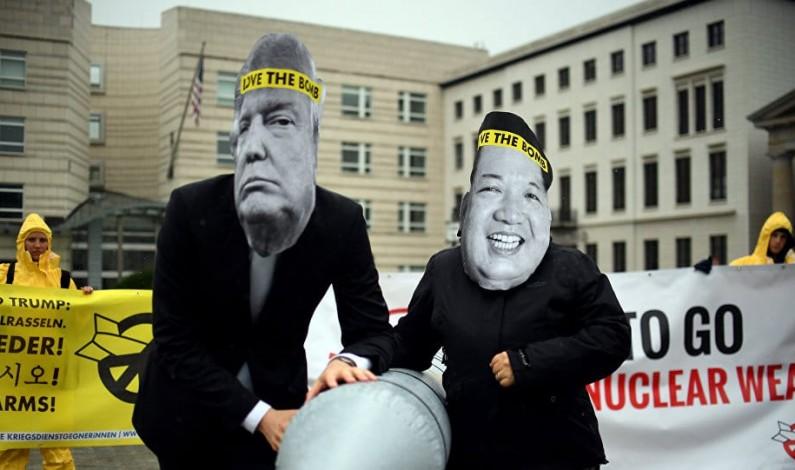 Korea Crisis: Donald Trump, Kim Jong-un 'Playing Game of Chicken'
