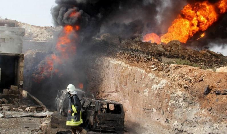 Russia, Iran & Turkey agree on final de-escalation zone in Idlib, Syria