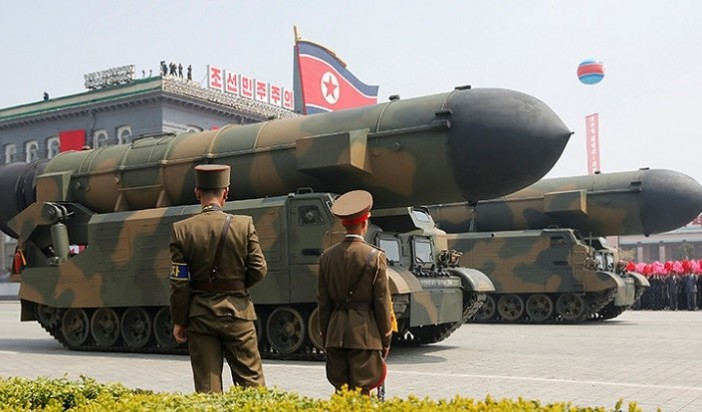 NEO – US using North Korea to put anti-ballistic missiles close to China and Russia