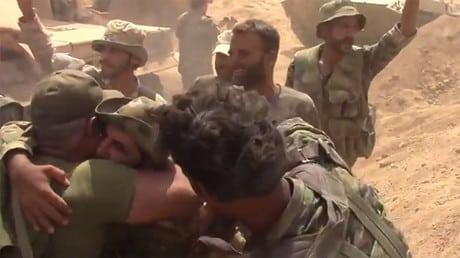 Tunnels, guns & abandoned tanks: Secrets of ISIS stronghold revealed in Deir ez-Zor (VIDEO)