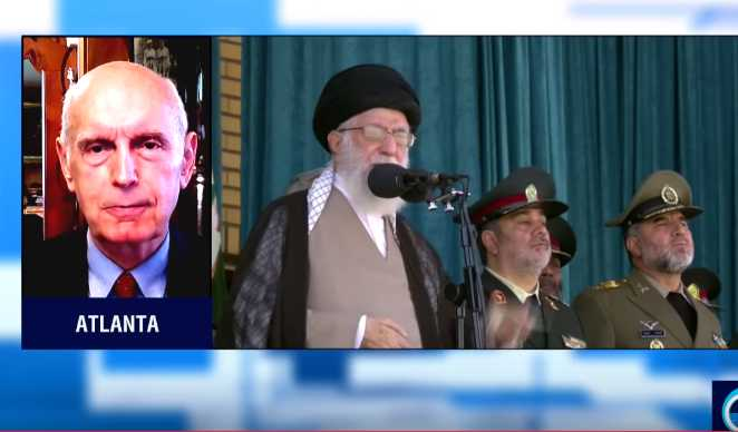 Iran Leader slams US policy on JCPOA