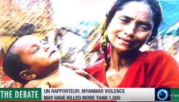 The Debate – Plight of Rohingya Muslims