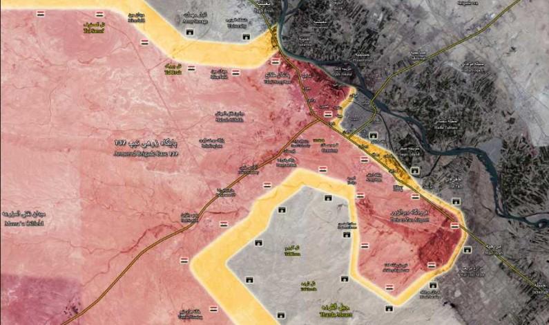 Damascus secures main road into Deir Ezzor