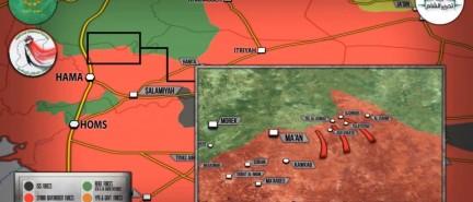 Syrian War Report – September 21, 2017: Al-Qaeda Failure In Northern Hama