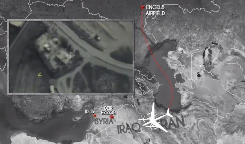 Syrian War Report – September 27, 2017: Strategic Bombers Deliver Fire & Hell To Terrorists In Syria