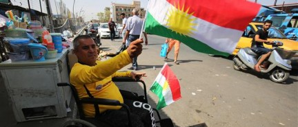 Iraq urges world countries not to buy oil from Kurdish region