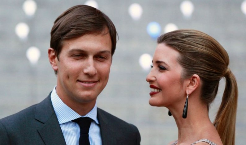 Jared Kushner had personal and financial ties to Israeli settlements
