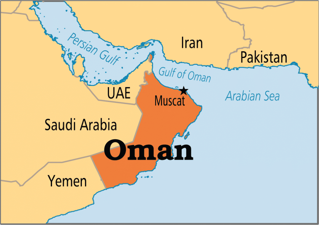 an overview and geography of the country oman Many centuries before the country of oman was formed, muscat, its current capital, was a prosperous trading center and an influential regional city.