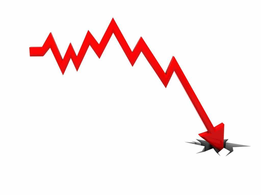 economic collapse arrow