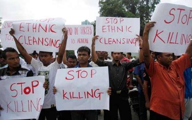Who is Behind the Holocaust of Muslims in Myanmar?