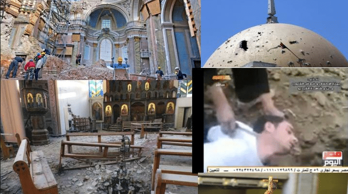 Ancient Temples of Maaloula Destroyed and Looted by ISIS are Being Restored InSyria