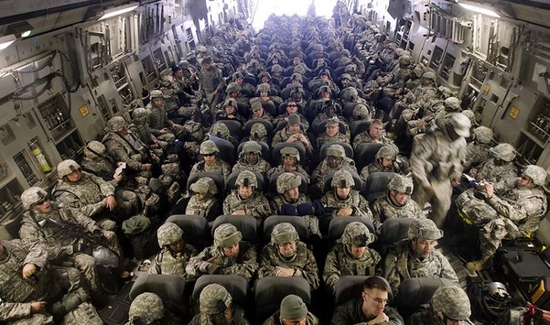 3,000 US troops headed to Afghanistan—to die for Israel