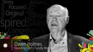 What to do when the trustees and president try to destroy their own University? Alberta's Ministry of Education must step in and fire them, says Owen Holmes, a founder of the University of Lethbridge