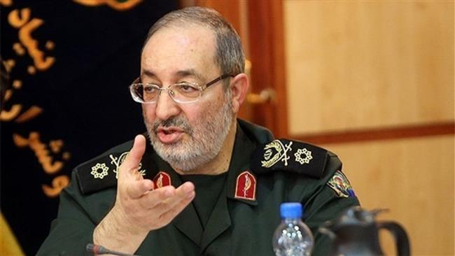 High time US taught new lessons: Iran Armed Forces spokesman