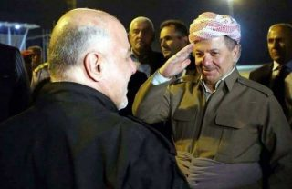 Jim W. Dean - This move may turn out to be a slick dodge to get Barzani out of the responsibility cross hairs by letting new people make a settlement with Baghdad, where he can then come back later and claim they made a bad deal, a la Trump