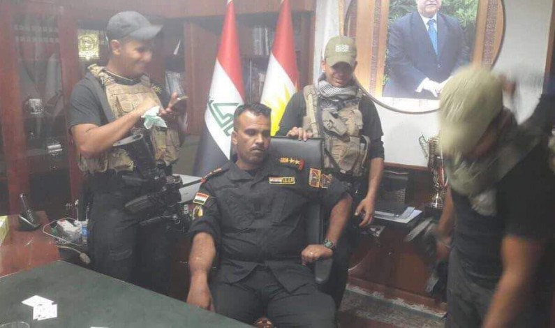 Kurdish forces retreat from Kirkuk, avoiding bloodshed and destruction