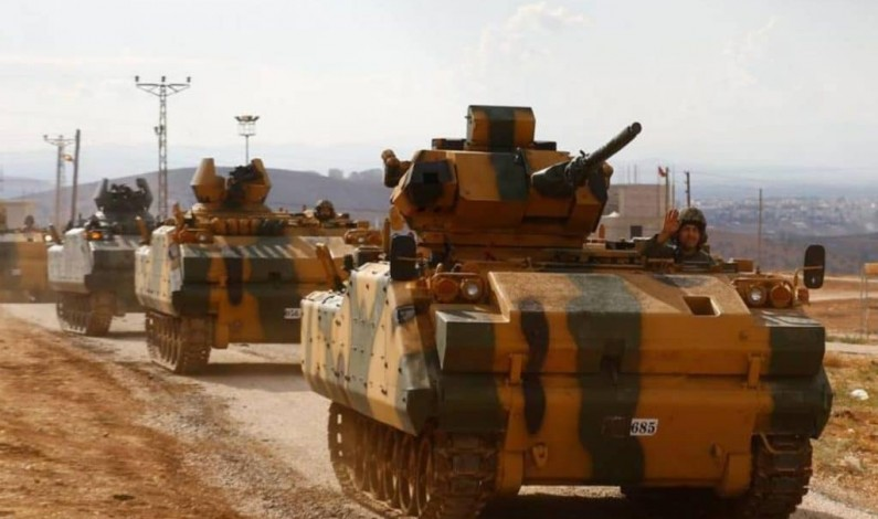 Damascus Demands 'Immediate' Withdrawal of Turkish Army From Syria