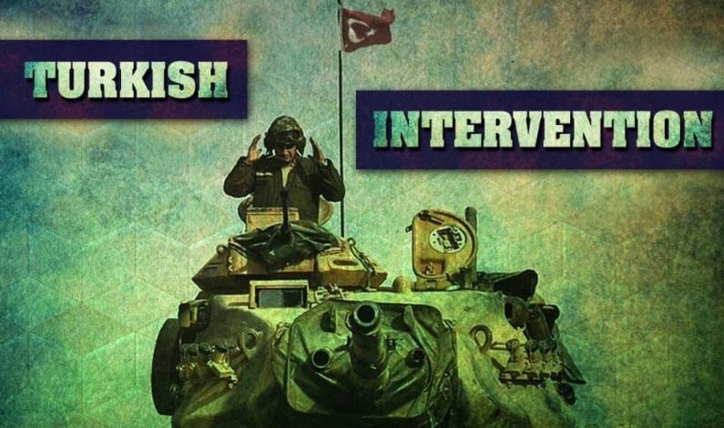 Syria War Report – October 13, 2017: Turkish Troops And Vehicles Entered Idlib