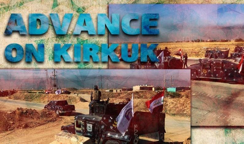 Iraqi War Report – October 16, 2017: Iraqi Army Pushes To Retake Kirkuk From Peshmerga