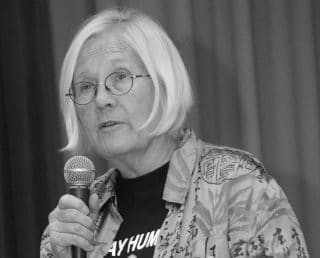 Host Dan Yaseen interviews Ann Wright; a foreign policy veteran