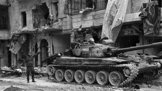 """<div><img width=""""320"""" height=""""180"""" src=""""https://www.veteranstoday.com/wp-content/uploads/2017/10/syria-war-320x180.jpg"""" alt=""""""""></div>…from SouthFront Syrian government forces are clashing with Hayat Tahrir al-Sham (formerly Jabhat al-Nusra, the Syrian branch of al-Qaeda) and ISIS in the northeastern countryside of Hama. Recently, the Syrian Arab Army (SAA) and the National Defense Forces (NDF) liberated the villages of Jub Tabqaliyah, Abu Laffah, Wadi Zurub, Kherbet Juwayid, Msheirfeh and Rasm al-Tinah. […]"""