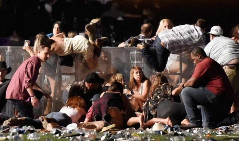 What the mass shooting in Las Vegas should teach American politicians and warmongers
